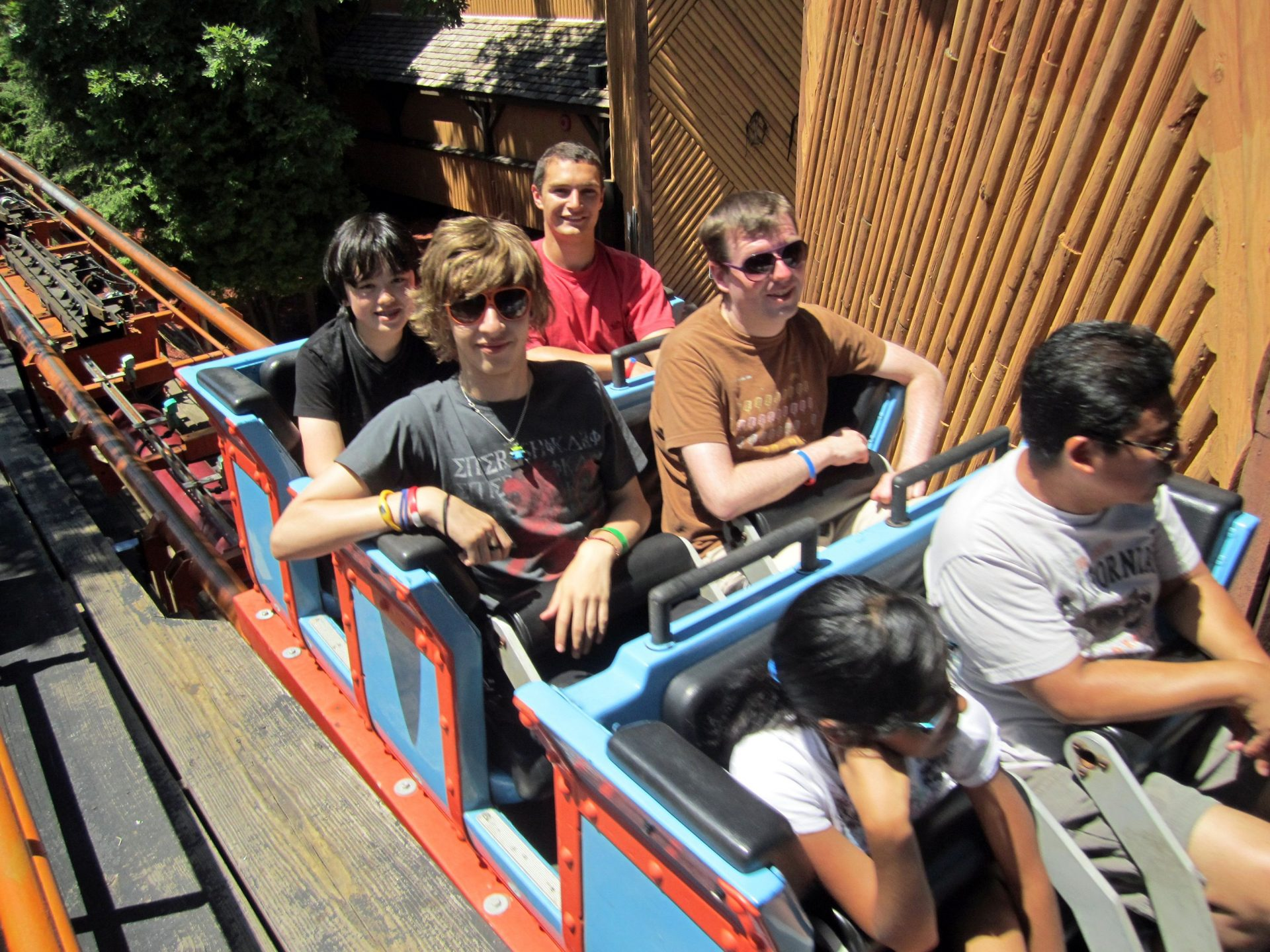 Roller Coaster Trains Coasterforce