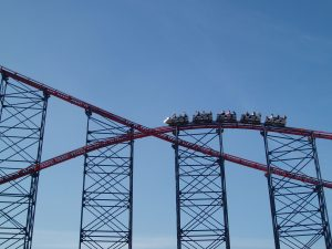 The Big One Pleasure Beach, Blackpool