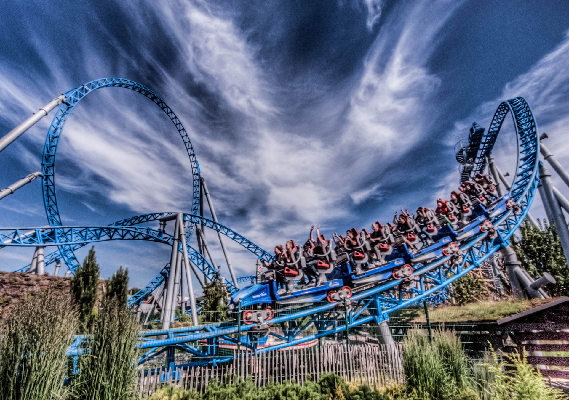 Blue Sky Motors >> LSM LAUNCHED COASTER VIDEOS & FACTS - COASTERFORCE
