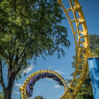Carolina Cyclone Carowinds