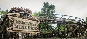 Cedar Creek Mine Ride Cedar Point