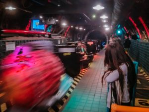 Comet Express Lotte World