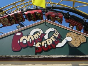 Corkscrew Silverwood