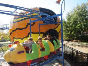 Cosmic Coaster Worlds Of Fun
