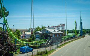 Greezed Lightnin' Six Flags Kentucky Kingdom