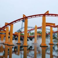Iron Dragon Cedar Point