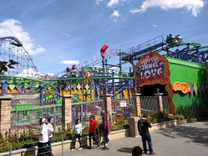 Joker Six Flags Mexico