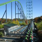 kingda ka launch