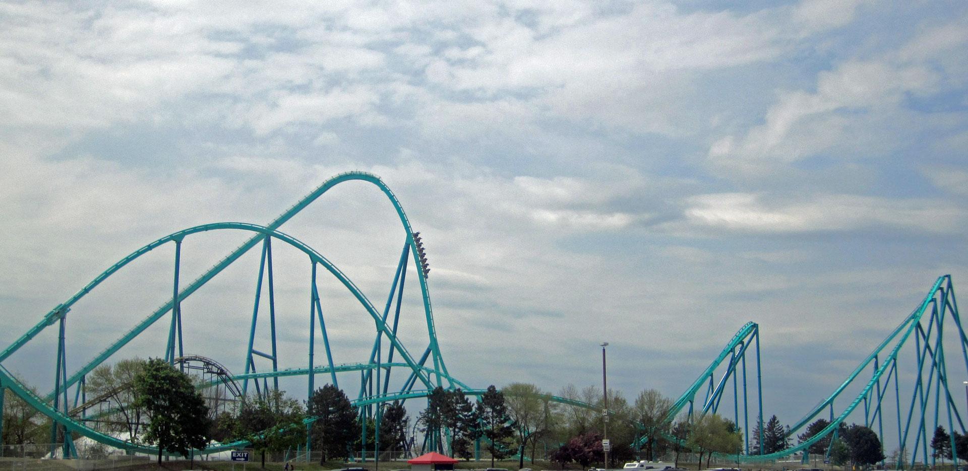 leviathan roller coaster - HD1920×935