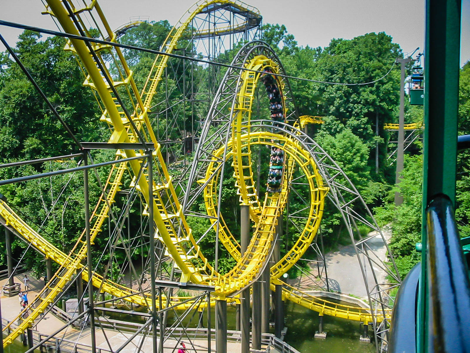 Arrow Dynamics Videos And Facts Coasterforce
