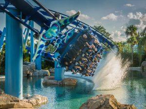 Manta SeaWorld Orlando