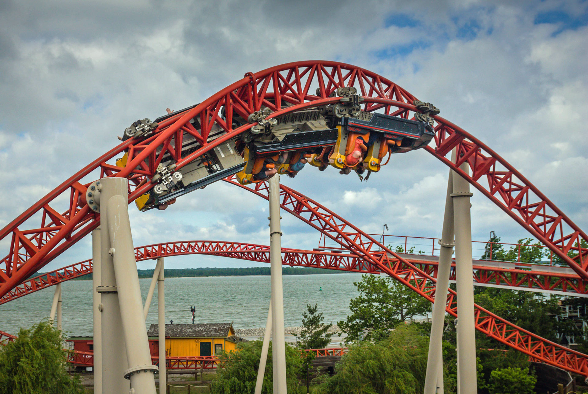 Intamin Amusement Rides Coasterforce
