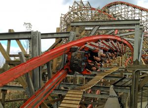 Medusa Steel Coaster Six Flags Mexico