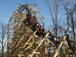 Outlaw Run Silver Dollar City