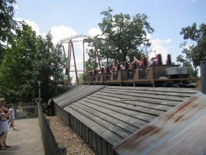 Powder Keg: A Blast in the Wilderness Silver Dollar City