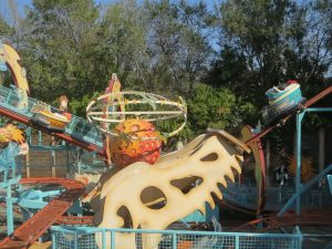 Primeval Whirl Walt Disney World's Animal Kingdom