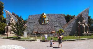 Ramses Parque de Atracciones de Zaragoza
