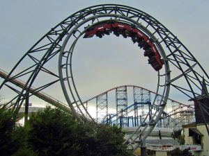 Revolution Pleasure Beach, Blackpool