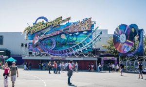 Rock 'n' Roller Coaster Walt Disney Studios Park