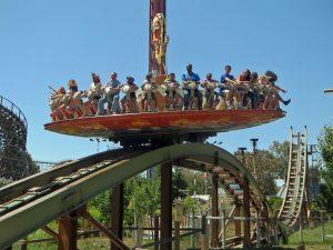 Tiki Twirl California's Great America