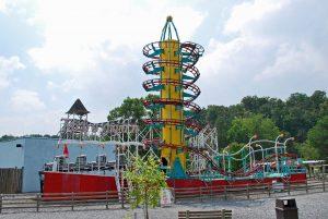 Toboggan Lakemont Park