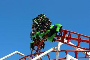 Tsunami M&Ds Scotland's Theme Park