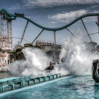 Atlantica Super Splash Europa Park