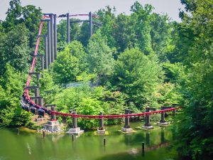 Big Bad Wolf Busch Garden Williamsburg
