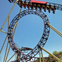 Cobra at Conny Land