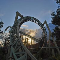Collossus Thorpe Park