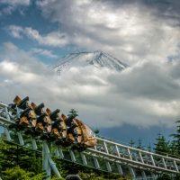 Dodonpa Fuji Q Highland
