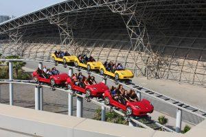 Fiorano GT Challenge Ferrari World Abu Dhabi