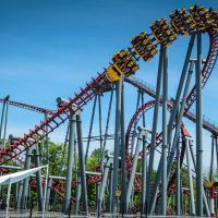 Firehawk Kings Island