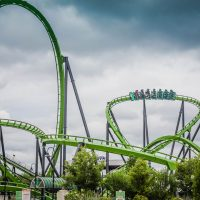 Green Lantern Six Flags Great Adventure