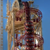 Hollywood Rip Ride Rockit Universal Studios Florida