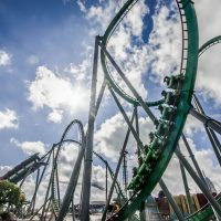 Incredible Hulk Universal Studios Isalnds of Adventure