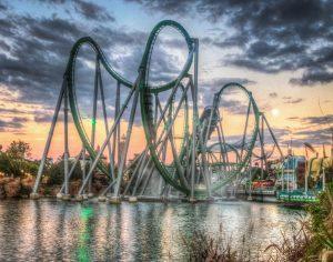 Incredible Hulk Universal Studios Islands of Adventure
