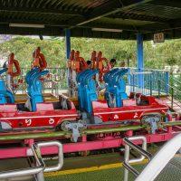 Momonga Standing & Loop Coaster Yomiuriland