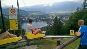 Poletno Sankanje Straža Bled
