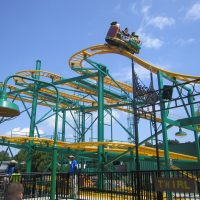 Ragin Cajun Six Flags America