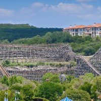 Rattler Six Flags Fiesta Texas