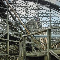 Roar Six Flags America