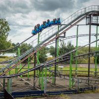 Roller Coaster Wicksteed Park