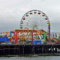 Santa Monica West Coaster Pacific Park