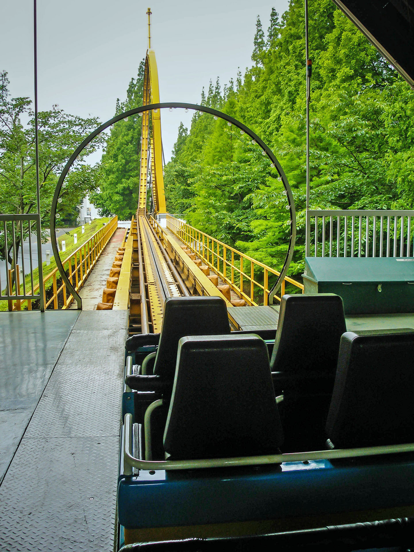 Compressed Air Car >> CATAPULT LAUNCH COASTERS - COASTERFORCE