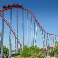 Steel Force Dorney Park