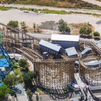 Terminator Salvation Six Flags Magic Mountain