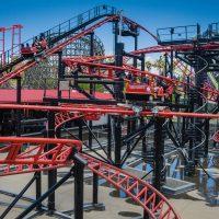 Tony Hawks Big Spin Six Flags Discovery Kingdom