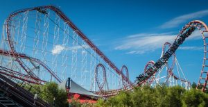 Viper Six Flags Magic Mountain