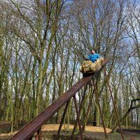 Vliegende Valk Speelpark Oud Valkeveen